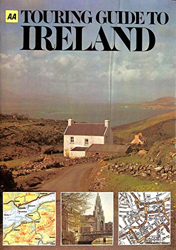 9780091270209: AA touring guide to Ireland