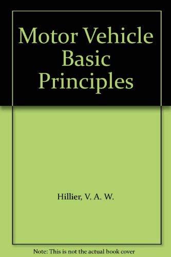 9780091270506: Motor Vehicle Basic Principles