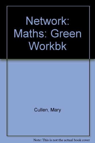 9780091277413: Network: Maths: Green Workbk