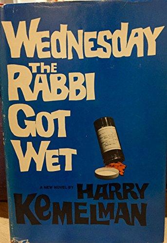 9780091278403: Wednesday the Rabbi Got Wet
