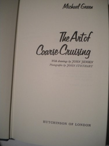 9780091279509: Art of Coarse Cruising