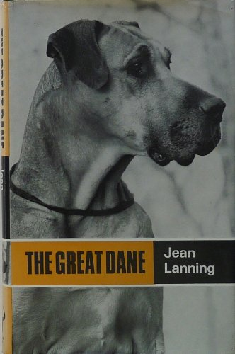 9780091280406: The Great Dane (Popular Dog Breed Series) (Popular dogs' breed series)