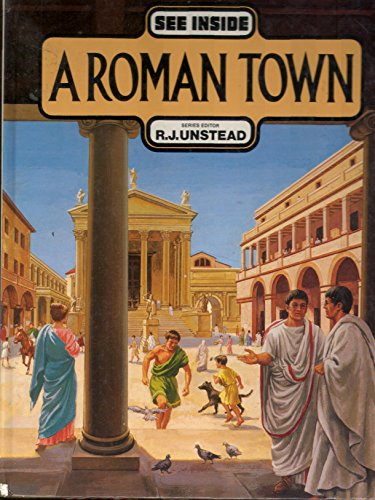 9780091287009: See Inside a Roman Town