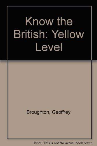 9780091289614: Know the British: Yellow Level