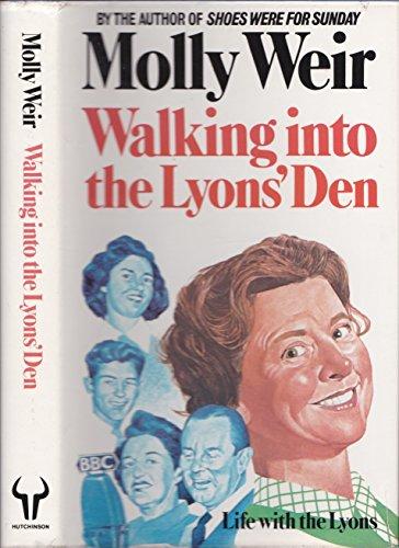 9780091290306: Walking into the Lyon's Den