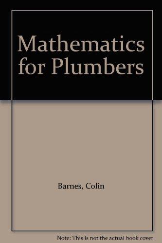 9780091292317: Mathematics for Plumbers