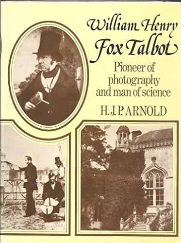 9780091296001: William Henry Fox Talbot