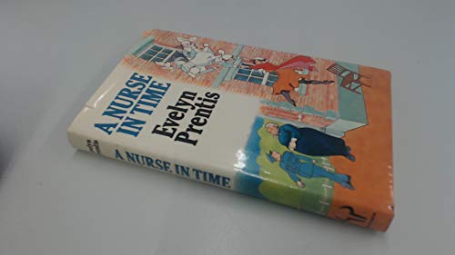 9780091298609: Nurse in Time