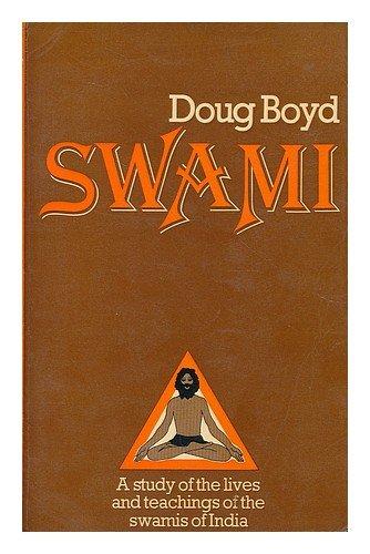 9780091299613: Swami / Doug Boyd