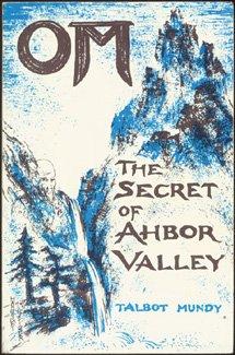 9780091300432: Om the Secret of Ahbor Valley