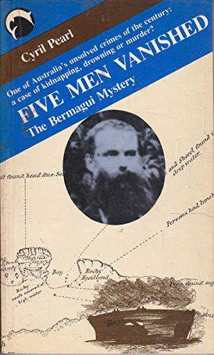 9780091307219: Five men vanished: The Bermagui mystery