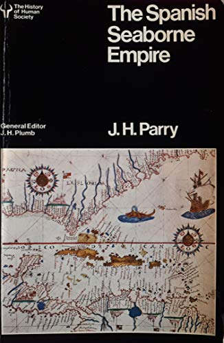 9780091310615: Spanish Seaborne Empire (University Library)