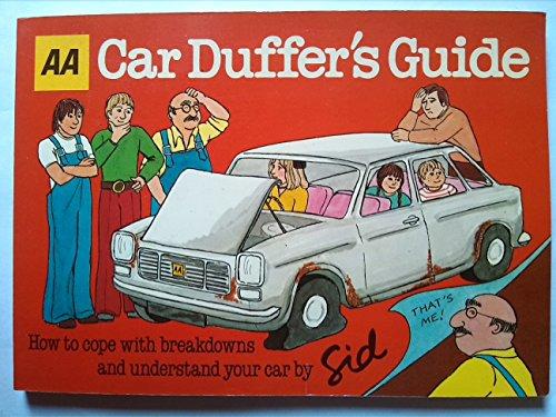 9780091313210: AA car duffer's guide