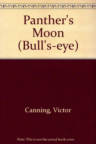 9780091316112: Panther's Moon (Bull's-eye)