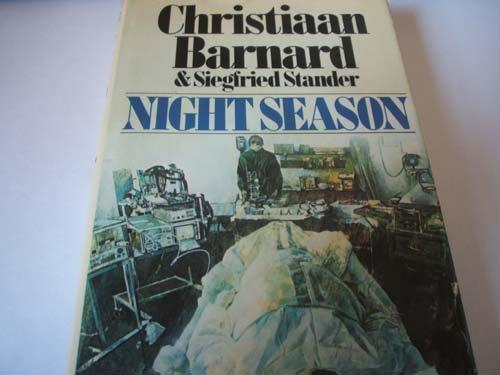 9780091326104: Night season