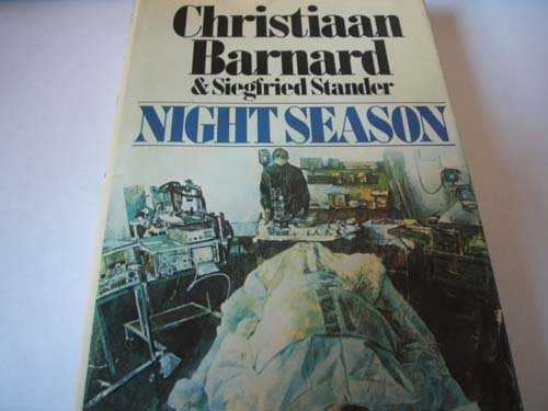 9780091326104: Night season
