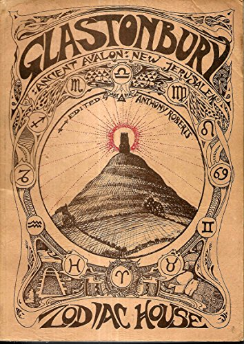 9780091326517: Glastonbury: Ancient Avalon, New Jerusalem