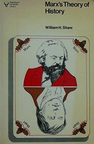 9780091331313: Marx's Theory of History (University Library)