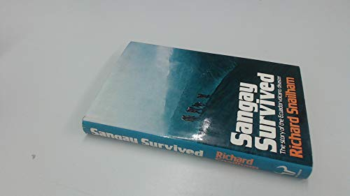 9780091333904: Sangay survived: The story of the Ecuador volcano disaster