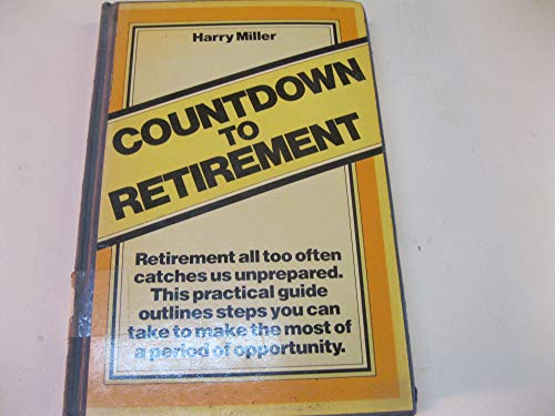 9780091334918: Countdown to Retirement