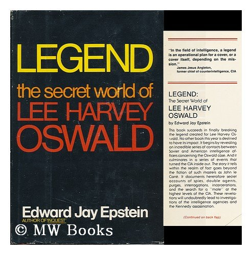 9780091339203: Legend: the Secret World of Lee Harvey Oswald