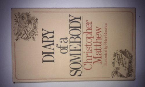 9780091343606: Diary of a Somebody