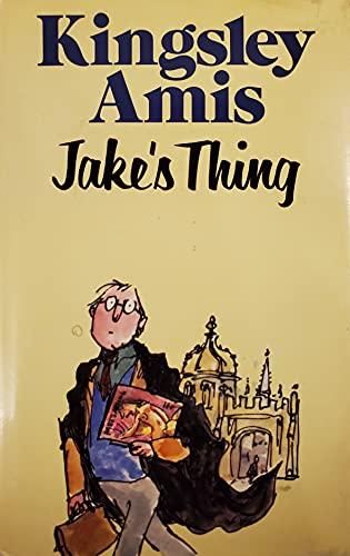 9780091343903: Jake's Thing