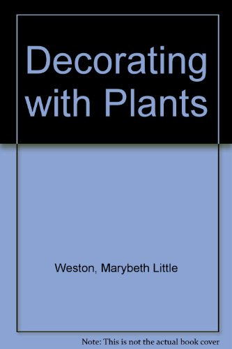 9780091344504: Decorating with Plants