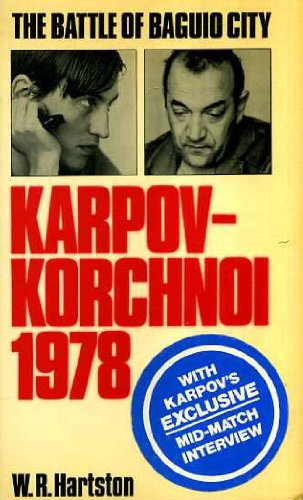 9780091348816: The Battle of Baguio City : Karpov-Korchnoi 1978