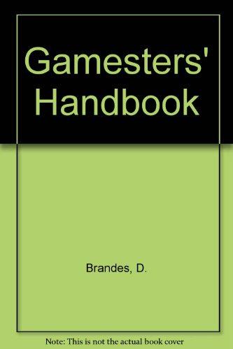9780091364205: Gamesters' Handbook