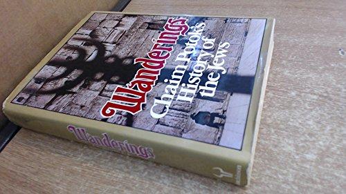 9780091366605: Wanderings: Chaim Potok's History of the Jews