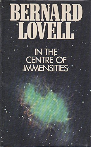 9780091367800: In the Centre of Immensities (World perspectives)