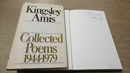 Collected Poems, 1944-79: Amis, Kingsley