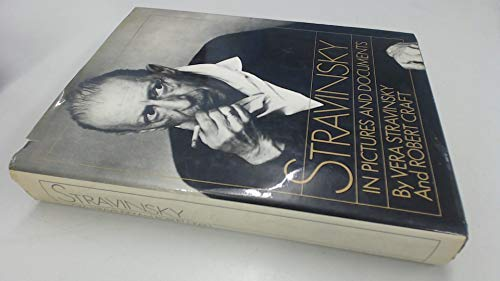 9780091380007: Stravinsky in Pictures and Documents