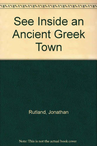 9780091382803: See Inside an Ancient Greek Town