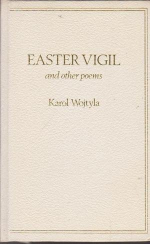 9780091389901: Easter Vigil And Other Poems