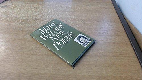 9780091394608: New Poems