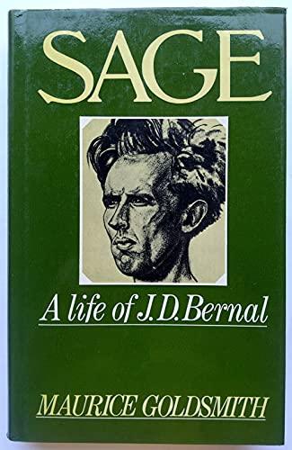 9780091395506: Sage: Life of J.D. Bernal