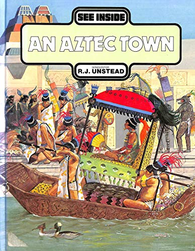 9780091396701: See Inside an Aztec Town