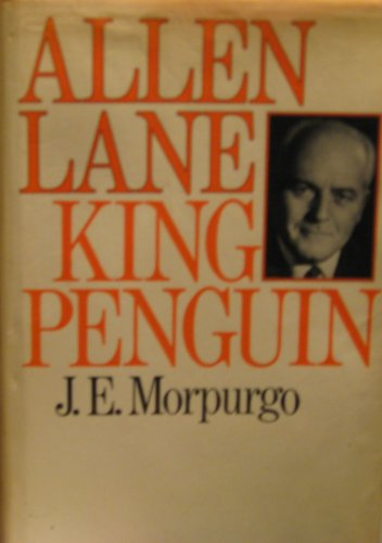9780091396909: Allen Lane: King Penguin