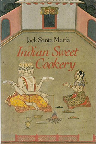 9780091397319: Indian Sweet Cookery