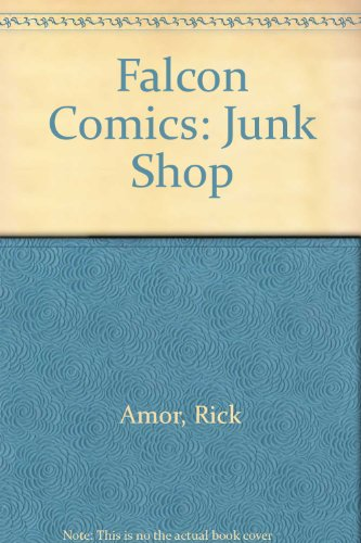 9780091399016: Falcon Comics: Junk Shop