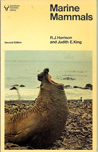 9780091409319: Marine Mammals (University Library)