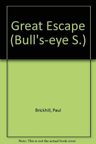 9780091410216: Great Escape (Bull's-eye S.)