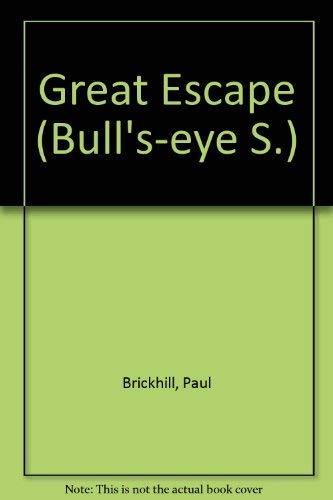 9780091410216: Great Escape (Bull's-eye S.)
