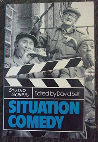 9780091429317: Studio Scripts: Situation Comedy, 1
