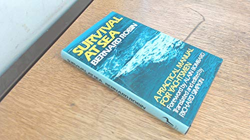 9780091430900: Survival at Sea