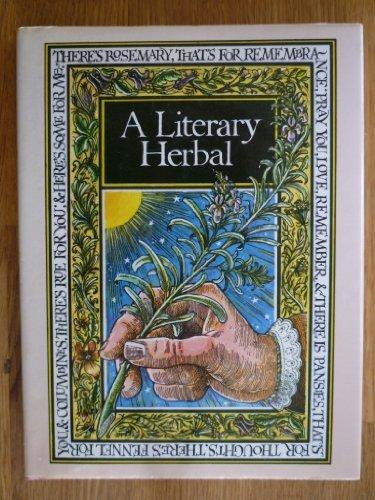 9780091431709: Literary Herbal (Leprechaun Library)