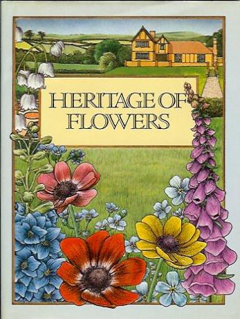 9780091431808: Heritage of Flowers (Leprechaun Library)