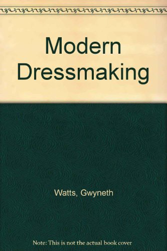 9780091436308: Modern Dressmaking: Text Book for Students